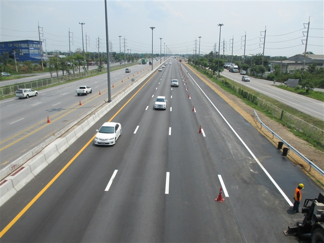 The Rehabilitation Project of the Outer Bangkok Ring Road